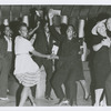 Couples dancing to the music of the Erskine Hawkins band