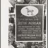 Sign, Woodstock, Vermont.