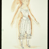 Photographs of costume designs by Florence Klotz for the original Broadway production of A Little Night Music