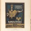 A.H. Schram: 35 Jahresausstellung der Genossenschaft Bildender Künstler im Künstlerhause, Wien 1902, Pl. 4 (opp. p. 40)