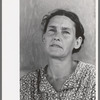 Wife of migratory laborer living at the Agua Fria Migratory Labor Camp, Arizona