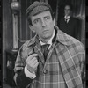 Fritz Weaver in the stage production Baker Street