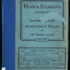 Pease & Elliman's catalog of East Side New York apartment plans [1925]