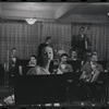 Gail Reese singing with the Bunny Berigan band