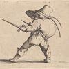 Le duelliste a l'épée et au poignard