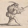 Le duelliste aux deux sabres
