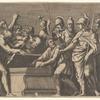 Alexander Preserving the Works of Homer