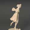Statue of dancer Marie Taglioni in pose from La Sylphide