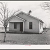 Home of W. Carrick Snodgrass after tenant purchase loan, Floyd County, Texas