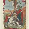 Christus De Cruce Deponitur In Sinum Matris