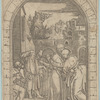 Joachim and St. Anne Meeting at the Golden Gate