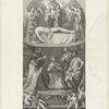 G. Cristo Morto Complanto da Maria V. E Dagli Angeli e Sotto li Santi Prottettori di Bologna