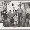 Transient Mexican worker's family from Texas, East Grand Forks, Minnesota