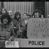 Gay Contingent, Vietnam War protest march, New York, November 6, 1971
