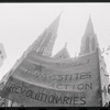 St. Patrick's Cathedral demonstration