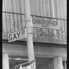 Greenwich Village, New York City, 1969