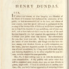 A letter to the Right Hon. Henry Dundas: on his speech, delivered in the House of Commons, on the twenty-sixth day of February, 1795, on Mr. Wilberforce's motion, for the abolition of the slave trade