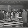 Agricultural workers union at Tabor, Oklahoma, opens with a prayer