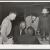 Officials of agricultural workers union at Tabor, Oklahoma