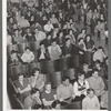 High school students at Americanization program. Eufaula, Oklahoma