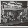 Americanization program, Eufaula, Oklahoma. These are the performers