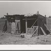 Chicken house of FSA (Farm Security Administration) rehabilitation borrower in Maricopa County, Arizona