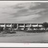 Apartment house at the Arizona part-time farms. Chandler Unit, Maricopa County, Arizona