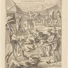 De geest van den verreesene Heeraklietus schryjend over de Rampe die er dagelyks spruyten uyt d' windverkoopers Acksie: Het tweede Deel