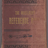 Wheelmen's reference book: containing biographical sketches of leading wheelmen