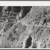 Mountain road near Telluride, Colorado