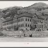 Public school. Telluride, Colorado