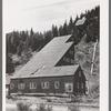 Remains of gold mill. San Juan County, Colorado