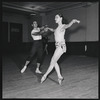 Andre Eglevsky with Maria Tallchief