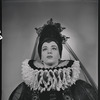 Beatrice Tompkins in costume for Tyl Ulenspiegel