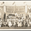 Cole Bros. Clyde Beatty Circus Combined Side Show Congress of Human Oddities