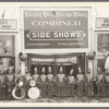 Ringling Bros and Barnum and Bailey Combined Circus: [African American] Side Show Band