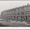 Apartment houses rented to Negroes. Chicago, Illinois