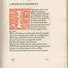 A Woman's Sonnets, page 197