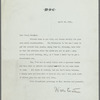 Letter from Willa Cather of Apr. 20, 1934