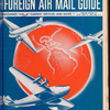 The Official foreign air mail guide, December