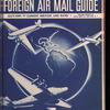 The Official foreign air mail guide, July