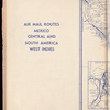 The Official foreign air mail guide, March