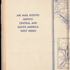 The Official foreign air mail guide, May
