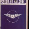 The Official foreign air mail guide, April