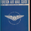 The Official foreign air mail guide, [no. 2], April