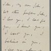 Letter to John Quinn, 1912 Mar 17