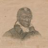 Lafayette, James Armistead - Facsimile of the Marquis de Lafayette's original certificate commending James Armistead Lafayette for his revolutionary war service with portrait after John B. Martin.