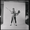 Francisco Moncion and Tanaquil Le Clercq in Afternoon of a Faun