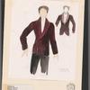 Charlie Chaplin (Anthony Newley): Act 2 Scene 7, Smoking Jacket, Sketch #12