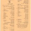 Program, TAC Cabaret (May 9, 1938)